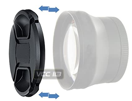 Review Professional Snap On Lens