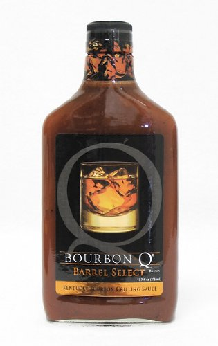 Bourbon Q Barrel Select Kentucky Bourbon Grilling Sauce
