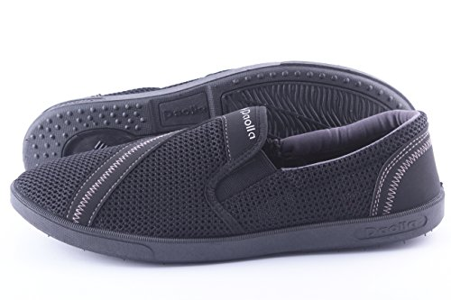 ONS Black ONS Slip Shoes Mens Paolla 117 Mens Shoes 117 Slip Paolla EqOTq6nzAP
