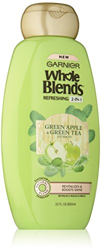 Garnier Blends Refreshing Shampoo extracts