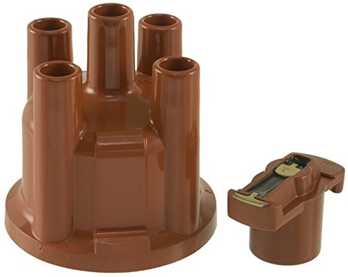 WVE by NTK 3D1012 Distributor Cap and Rotor Kit ()