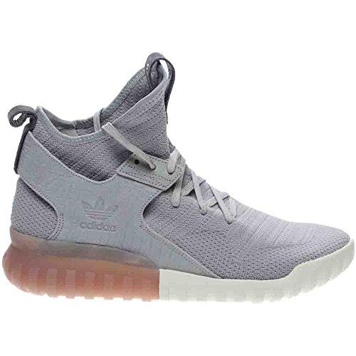 Adidas Rørformet X Pk Menns Mote-joggesko S74931 Klar Granitt / Klar Granitt / Granitt