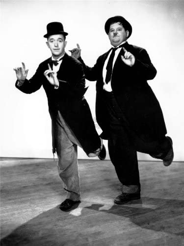 BUY 2 GET ANY 2 FREE LAUREL AND HARDY POSTER ART PRINT A4 A3 SIZE