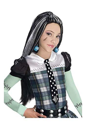 Monster High Frankie Stein Wig Halloween Costume Accessory