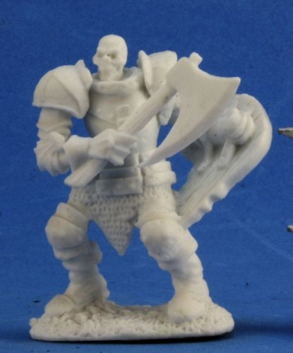 Reaper Bones Barrow Warden 2 Miniature