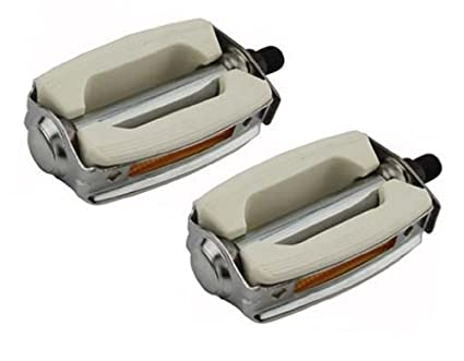 """NEW Bike Bicycle Brown Krate Pedals 1//2/"""" CRUISER LOWRIDER CHOPPER Pedals"""