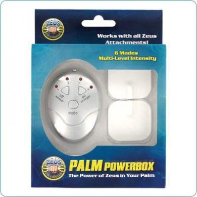 Zeus Palm Powerbox (Electrosex Accessories)