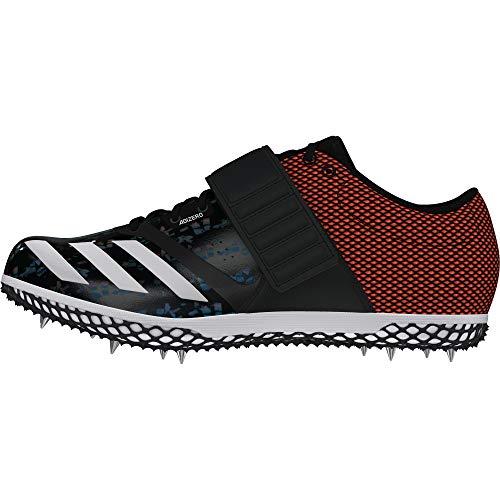 buy popular a3594 3e265 Adulte 000 Dathlétisme Mixte Chaussures naranj negbás Hj Adidas Adizero  Noir cermet 6nXqxApOFp