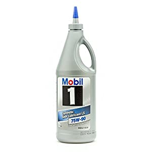 Mobil 1 75W-90 Synthetic Gear Lube LS