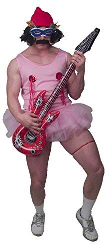 Cheech Costume Kids (Cheech Pink Tutu Adult Costume Size Standard)