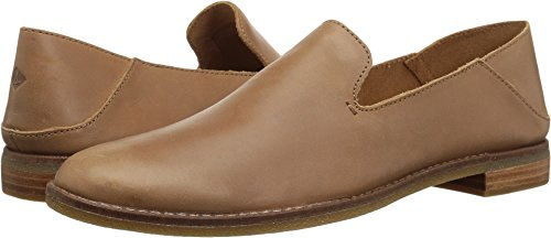(Sperry Top-Sider Women's Seaport LEVY Loafer, tan, 8 M US)