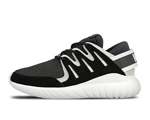 adidas , Herren Sneaker schwarz schwarz / weiß