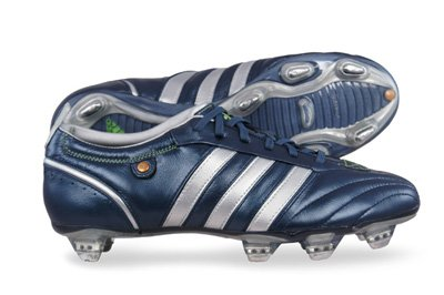 adidas adiPure TRX SG botas de fútbol zapatos indigo Azul