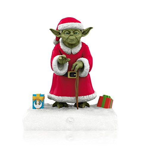 Yoda Peekbuster - Star Wars - 2014 Hallmark Keepsake Ornament
