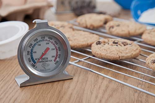 Chef Aid - Termometro da Forno, in Metallo 2