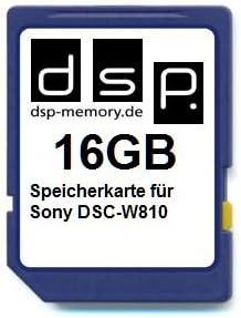 Dsp Memory 16gb Speicherkarte Für Sony Dsc W810 Computer Zubehör