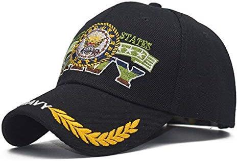 XUGFARG Sombrero Otoño Invierno Cool Eagle y Bandera Gorra de ...