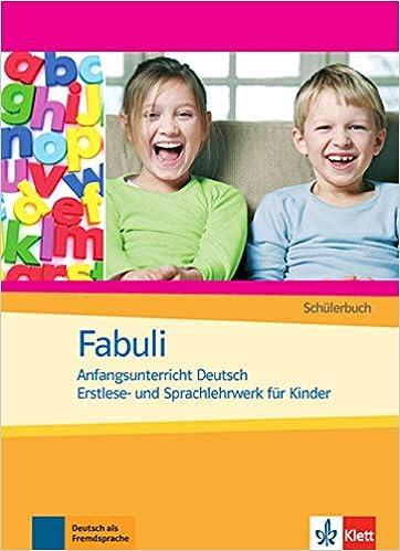 Fabuli (Schülerbuch, Arbeitsbuch, Lehrerhandbuch, Audio-CD)
