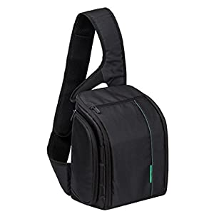 GBSELL New Camera Bag Adjustible Waterproof Backpack DSLR Case for Canon Nikon Sony?Green