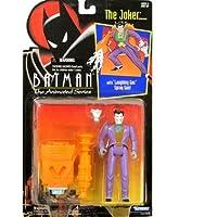 Kenner DC Comics Batman: la serie animada The Joker (con la pistola rociadora de gas que ríe) Figura de acción 4.75 pulgadas