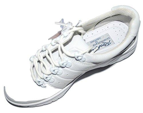 Cherokee Rockers Saffron Shoes White 6M