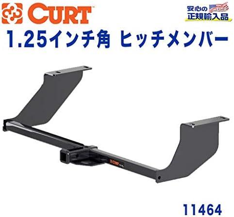 [CURT カート社製 正規代理店]Class1 ヒッチメンバー レシーバーサイズ 1.25インチ 牽引能力 約908kg シボレー ソニック ハッチバック