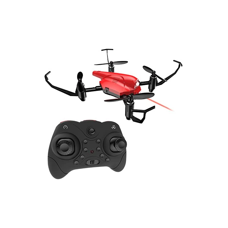 Mini Drone, DEERC HS177 RC Quadcopter Ba
