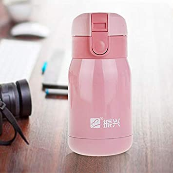SalomeKK 200 ML Botella de Agua de vacío Mini Taza portátil ...
