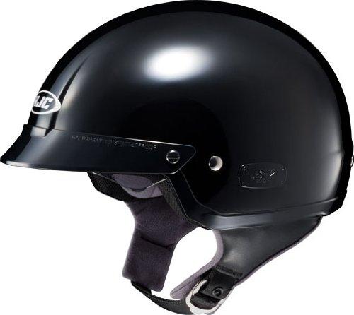 HJC Helmets IS-2 Helmet (Black, X-Small)