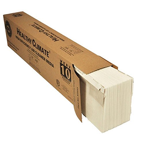 Heating, Cooling & Air Lennox X0445 PMAC-20C Replacement Filter 25' x 20' x 6'