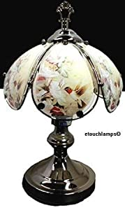 Hummingbird Small Touch Lamp #603ABHC5 - Table Lamps - Amazon.com