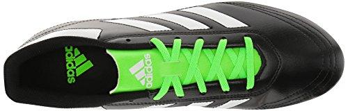Scarpa Da Calcio Adidas Performance Mens Goletto Vi Fg Nero / Bianco / Verde Solare