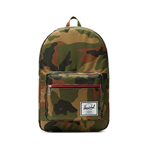 Herschel Pop Quiz Backpack-Woodland Camp/Zip