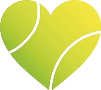 Amazon Com Cool I Love Heart Sport Cartoon Icon Emoji Vinyl Decal