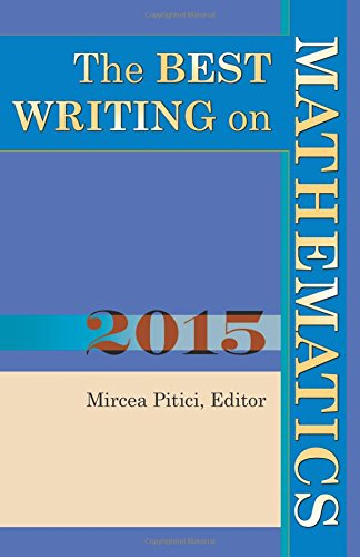 Image of The Best Writing on Mathematics 2015