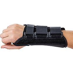 DonJoy ComfortFORM Wrist Support Brace: Right Hand, Small