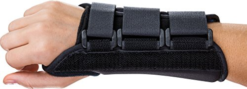 Brace Wrist Pediatric (DJ Orthodics ProCare ComfortFORM Wrist Support Brace: Right Hand, Medium)