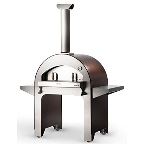 4-Pizze-Wood-Fired-Pizza-Oven