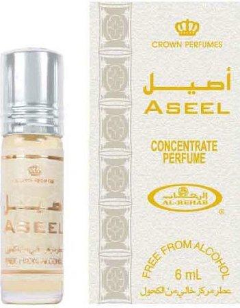 Aseel - 6ml Perfume Oil by Al-Rehab - 3 Pack