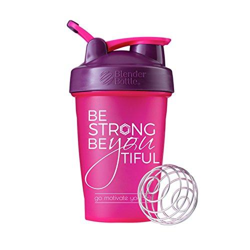 blender bottle 12 oz purple - 2