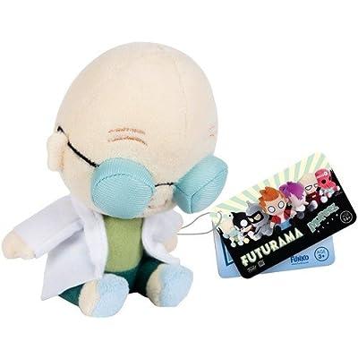 Funko Mopeez: Futurama - Professor Farnsworth Plush: Funko Mopeez:: Toys & Games [5Bkhe1000427]