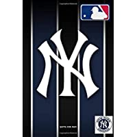 NEW YORK YANKEES gifts for Men: Yankee Souvenirs Notebook Journal - Yankees Gift for Boys Women Girls Kids - New York Yankees Notebook - New York Baseball Souvenir - NY Yankees Fan Gifts Notepad