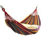 ハンモック2人用 ベッド部:長さ 約260×150cm