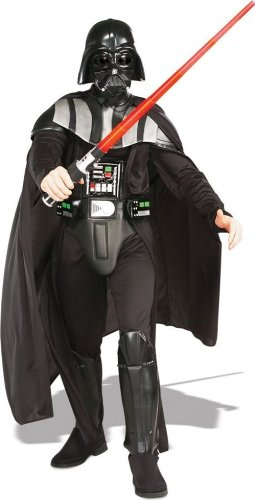 Darth Vader Deluxe Men's Costume (XL)