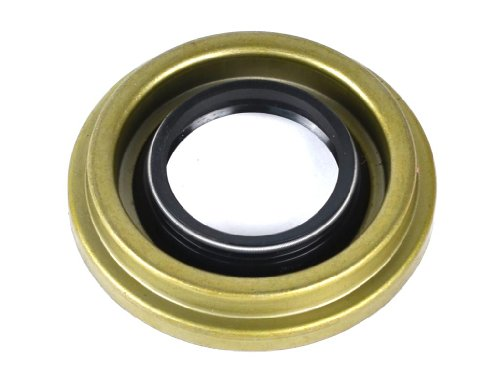 (Jeep Dana Axle Yoke Pinion Seal fits Jeep Wrangler TJ 1997-2001 w/ Model 30 Front Axle Not Flanged )