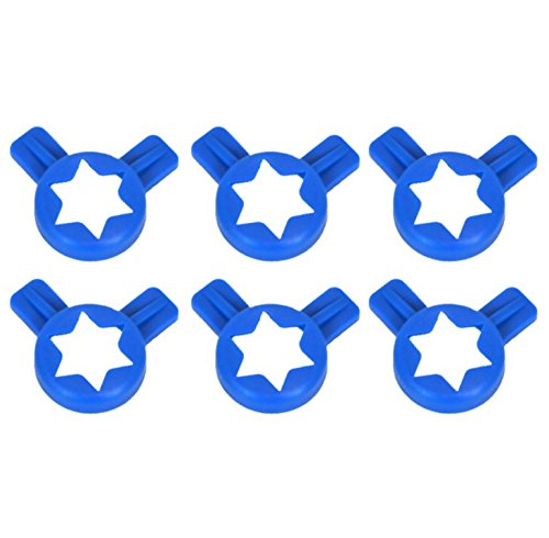 Blue Star Cap For Taylor Machines - 014218 (6)