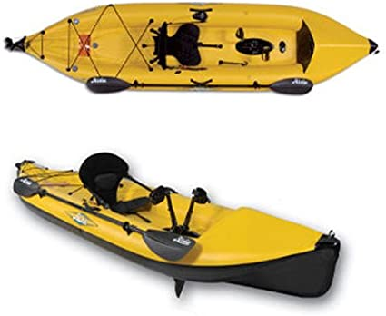 Hobie Mirage i12S Inflatable Kayak 12ft Yellow
