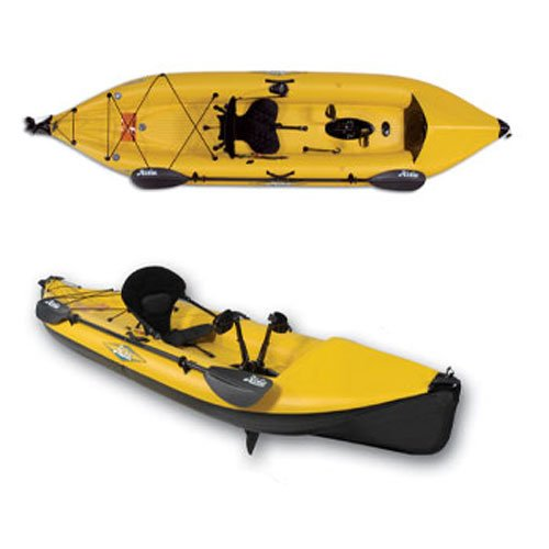 Hobie Mirage i12S Inflatable Kayak 12ft – Yellow For Sale