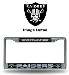 Amazon Com Oakland Raiders Nfl Team Logo Car Truck Suv