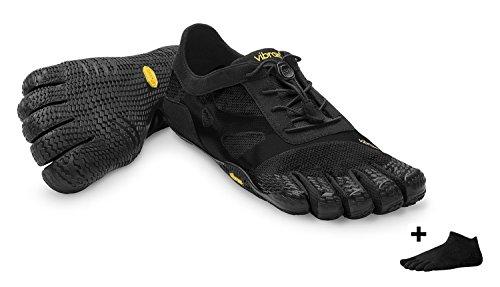 nbsp;– chaussures Chaussures nbsp;Set noir de nbsp;– KSO FiveFingers orteils Women chaussettes nbsp;Outdoor bar EVO orteils avec Vibram TqFIBwa